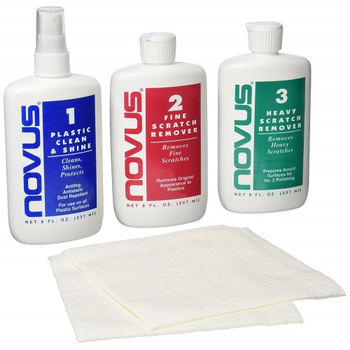 Cleaners, Polishes and Glues