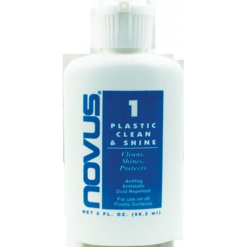 Novus #1 Clean & Shine Polish, 2 oz bottle