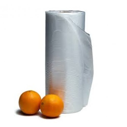 """PTO Poly Bags 9"""" X 18.5"""" X 3MIL Perforated Tear-Off (1000 /ROLL)"""