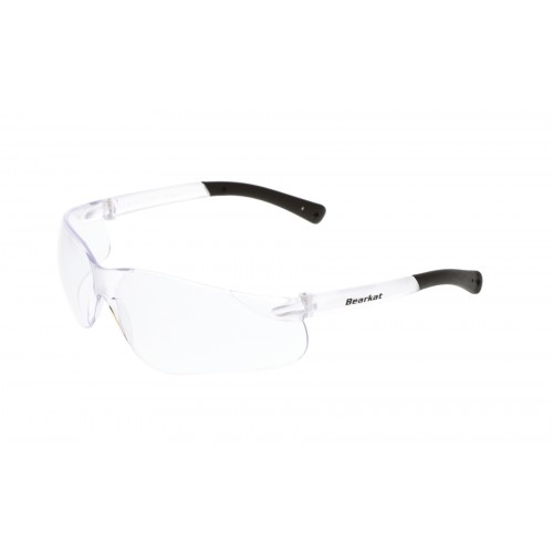 Safety Glasses, Bearkat Clear (12/CS)