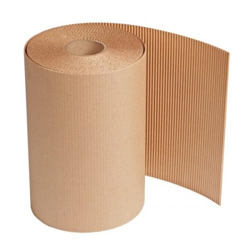 """Corrugated Cardboard 84"""" X 250' B Flute C (6 RLS/SKD)"""