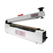 Semi-Auto Hand Impulse Sealer With Holding Magnet & Cutter